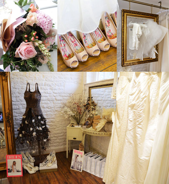 Wedding Gift Experience Days : Gift-for-brides Vintage style Wedding Dresses, Designer bridal ...