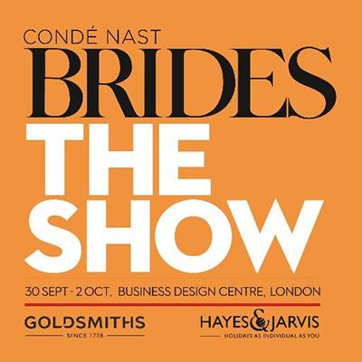 WIN a Sanyukta Shrestha wedding gown at Brides the Show!