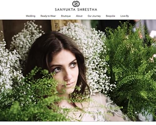 SanyuktaShrestha.com undergoes stunning redesign and mobile optimisation