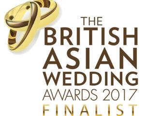 Sanyukta Shrestha shortlisted for Best Wedding Designer by The British Asian Wedding Awards!
