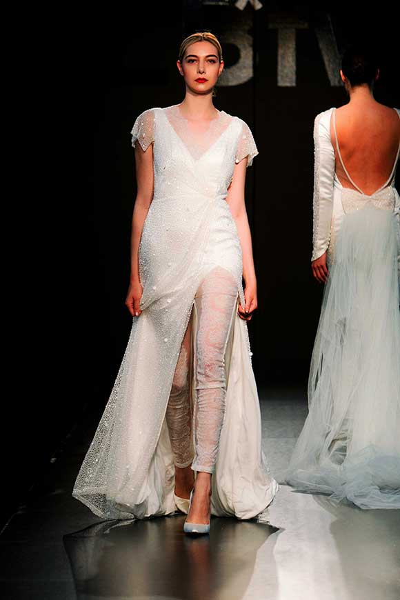Sanyukta Shrestha extends Wedding Dress Sample Sale for Valentines ...