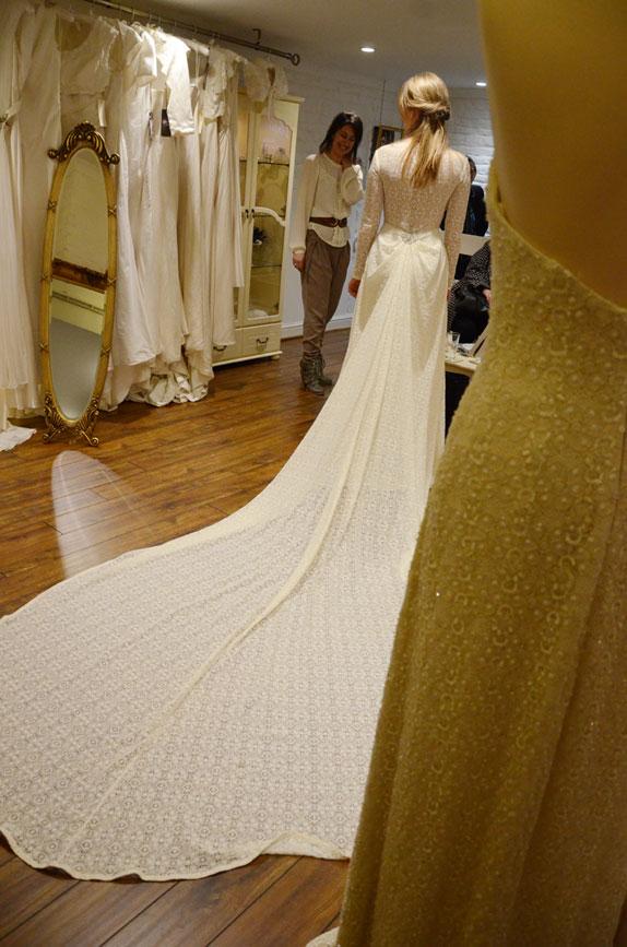 Kathryn wedding dress