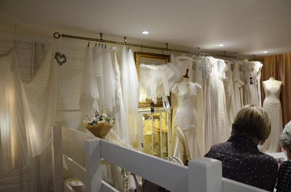 cosy bridal gallery