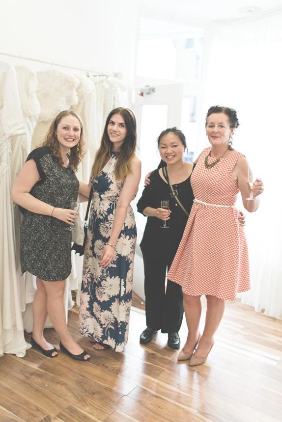 Angelica-bridal-boutique-behuli-launch