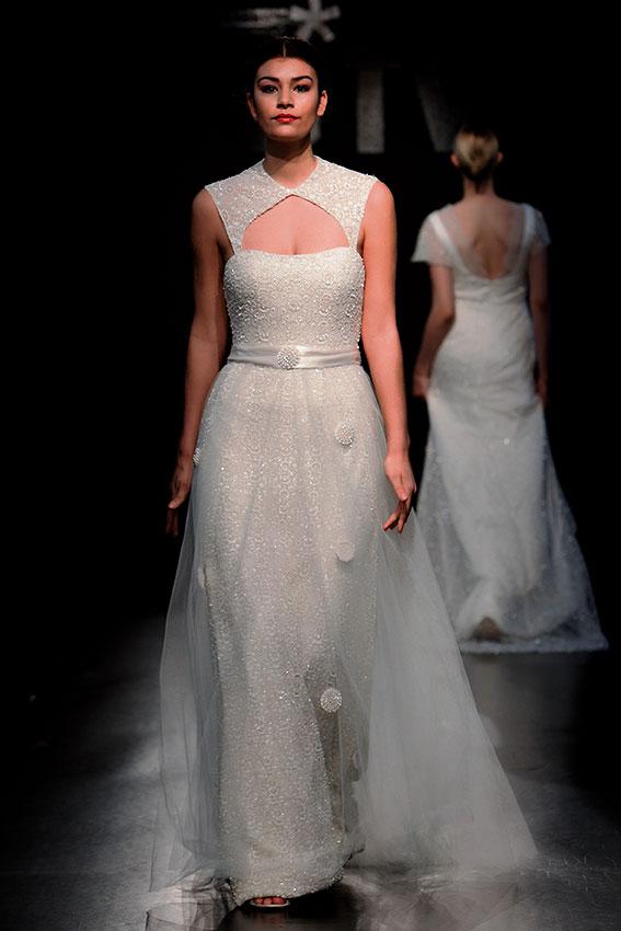 Dale Wedding Dress - Eco Goddess