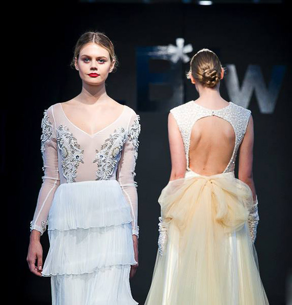 Terra and Lake Wedding Dresses