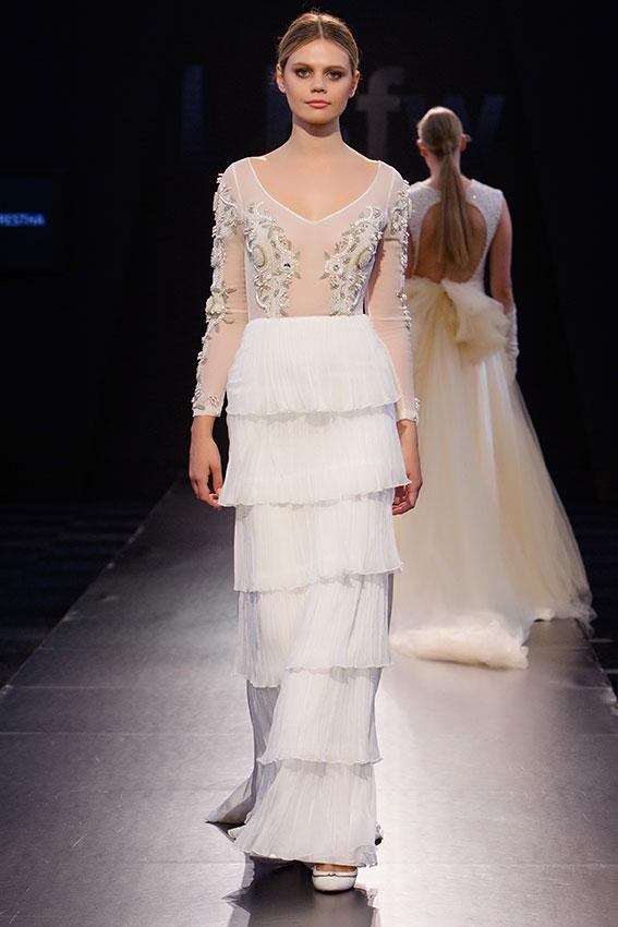 Lake Wedding Dress - Eco Goddess
