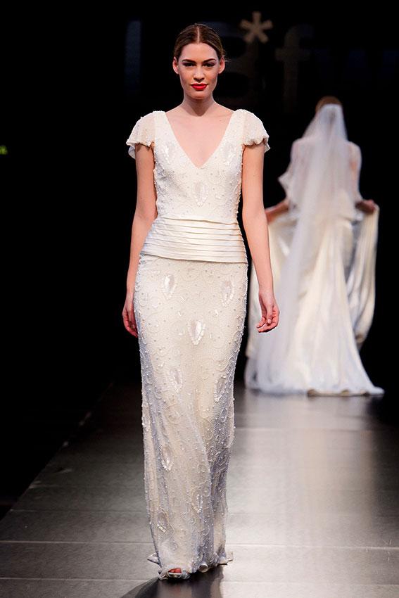 Sea Wedding Dress - Eco Goddess