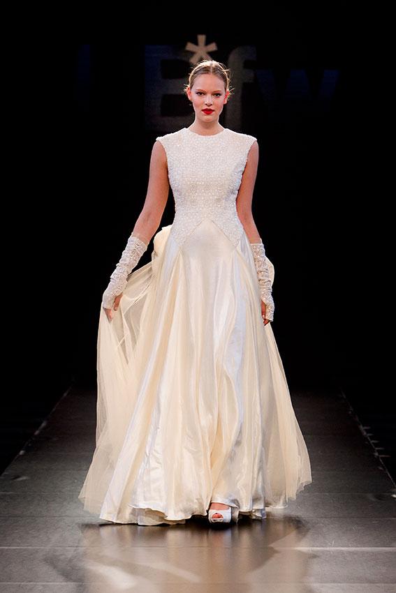 Terra Wedding Dress - Eco Goddess