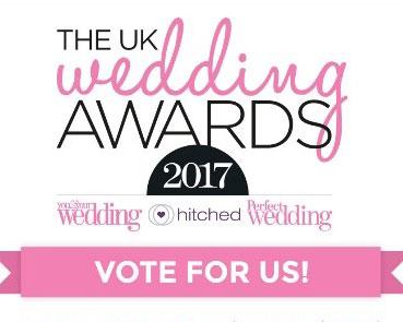 Sanyukta Shrestha has been shortlisted for the UK Wedding Awards 2017!