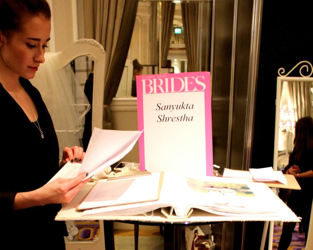 Best Wedding dress sample sale event by Brides Magazine