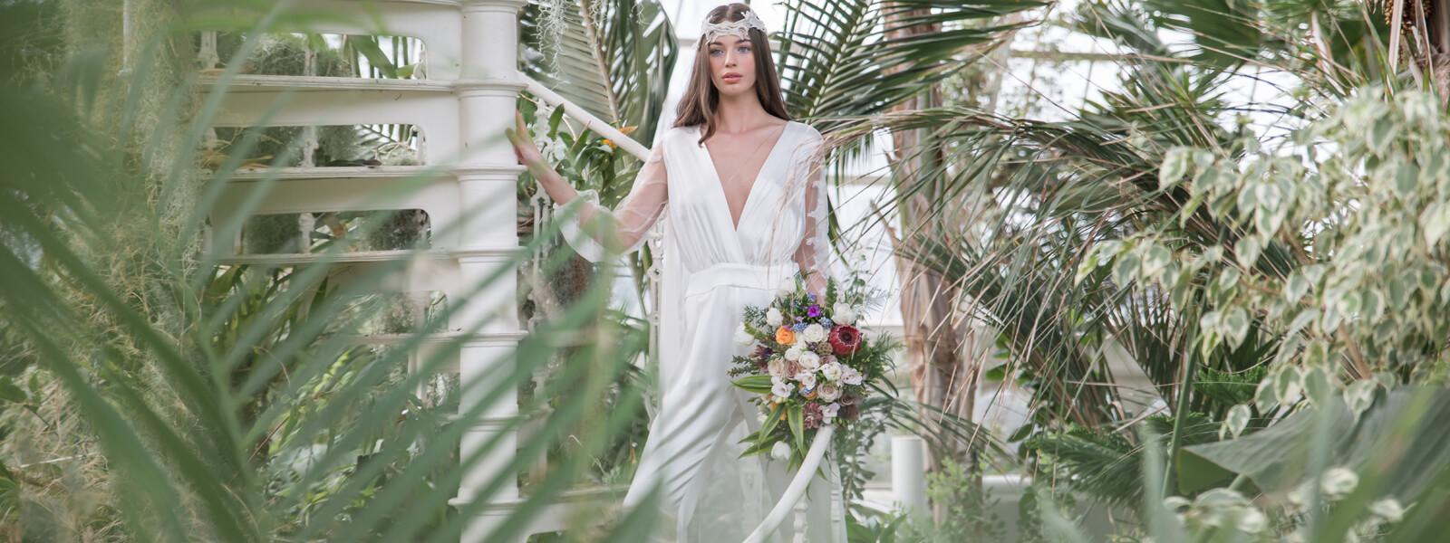 Eco Bridal Dress Designers Shop in London UK   Top Backless ...