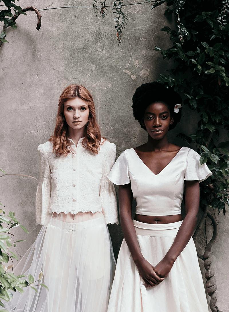 Raissa & Laura -closeup