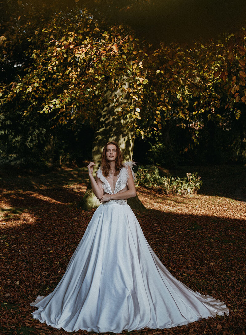 annona wedding dress