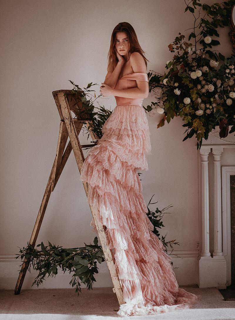 Laurel wedding dress