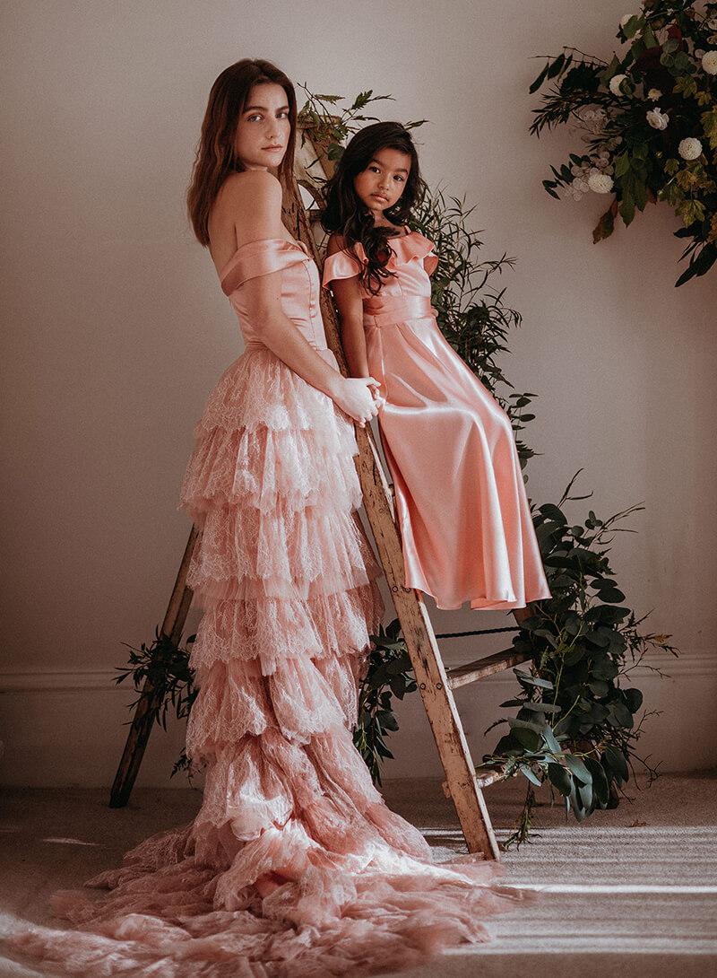 Laurel & Maple dress