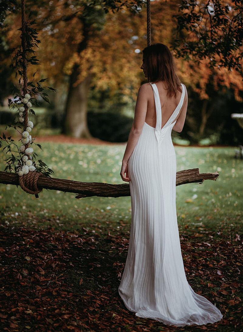 Octevia wedding dress