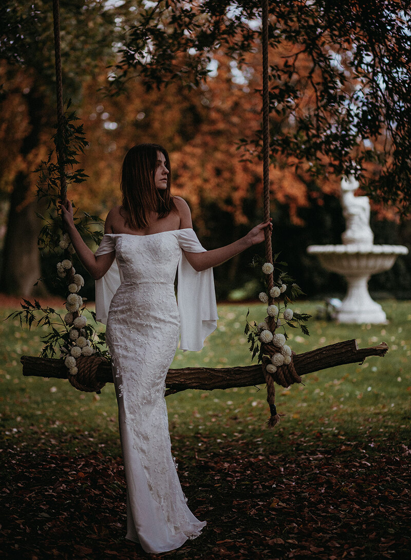 Orla wedding dress