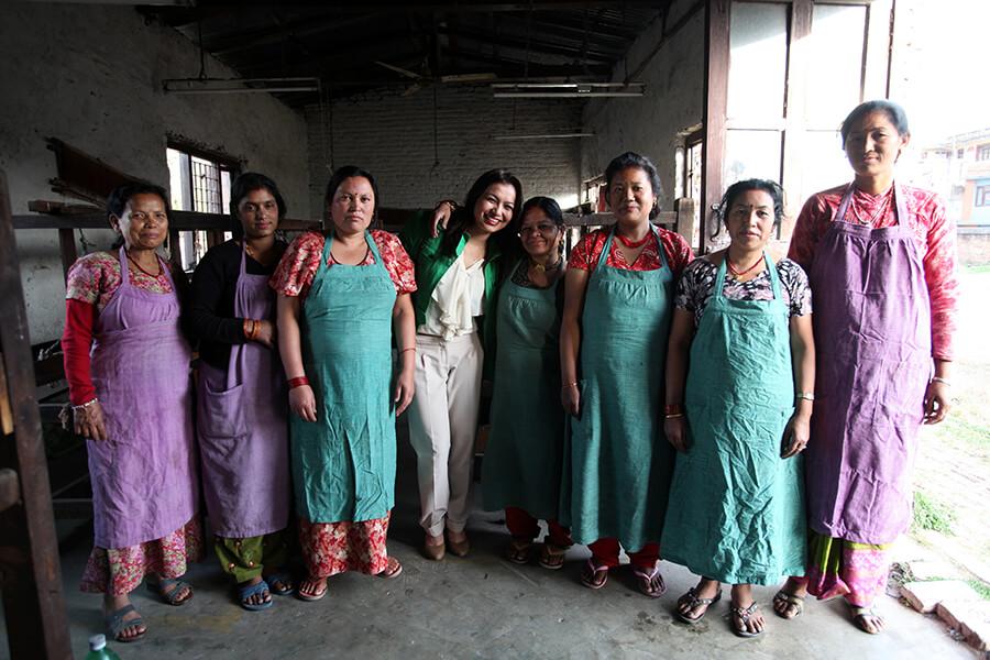Sanyukta Shrestha up for The Innovation award 2020