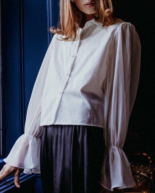 Binsa Organic Cotton Shirt