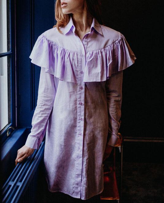 Kwina Organic Cotton Long Shirt