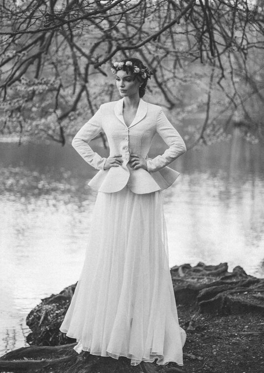 Sample Sale Edelweiss Bridal Jacket