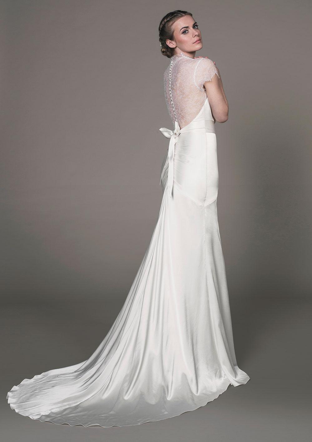 Britta Wedding gown