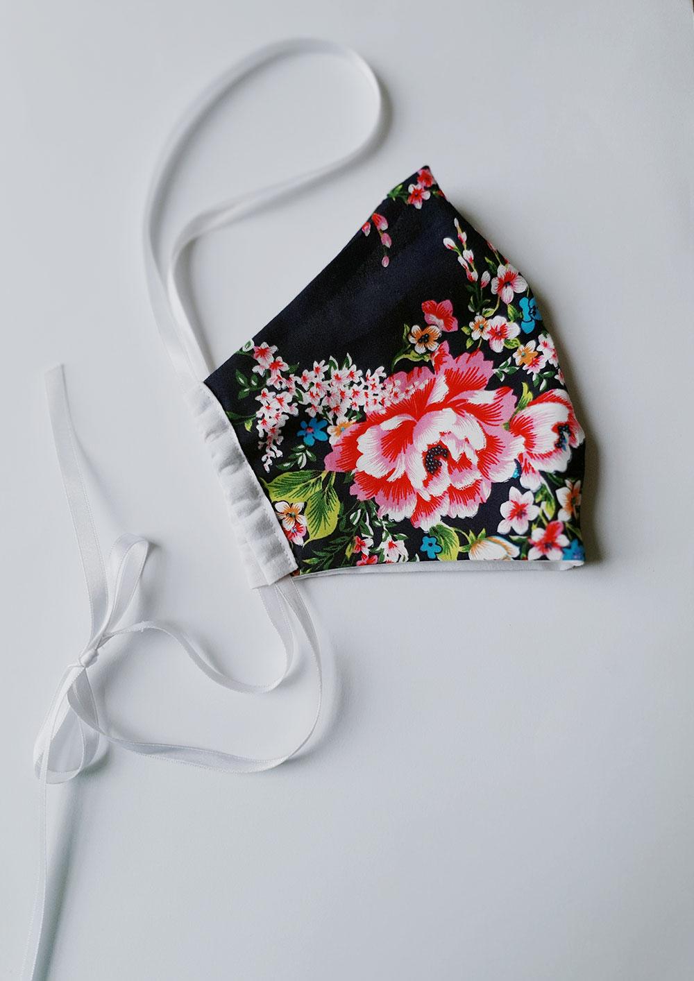 Compassion Floral reusable Face Mask