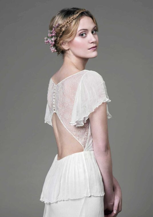 Aurelia Wedding gown
