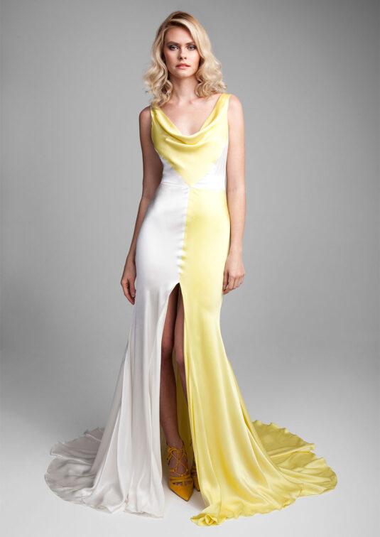 Robyn Silk gown
