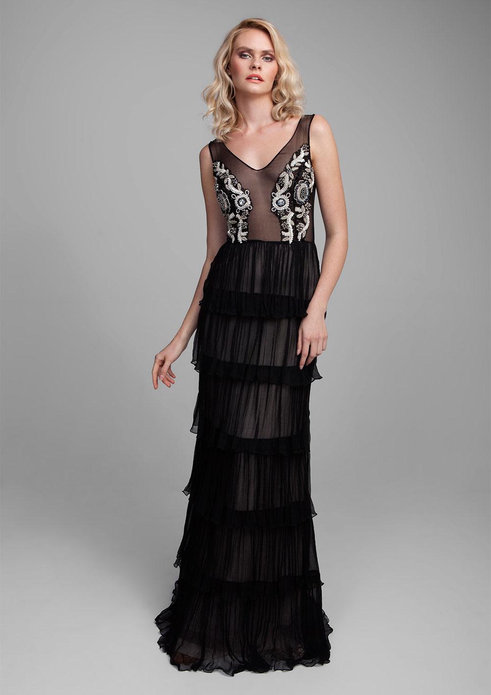 Ceillia evening gown