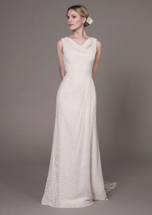 Mae Wedding gown
