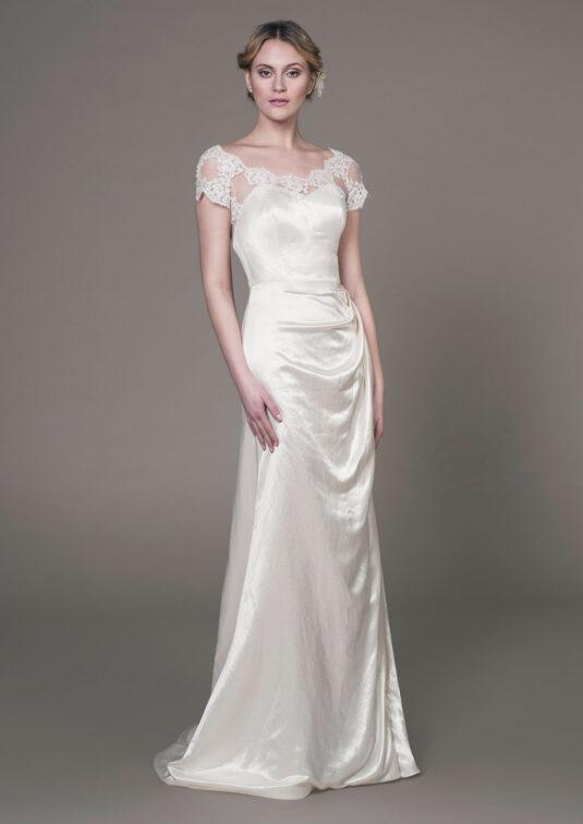 Marwa Wedding gown