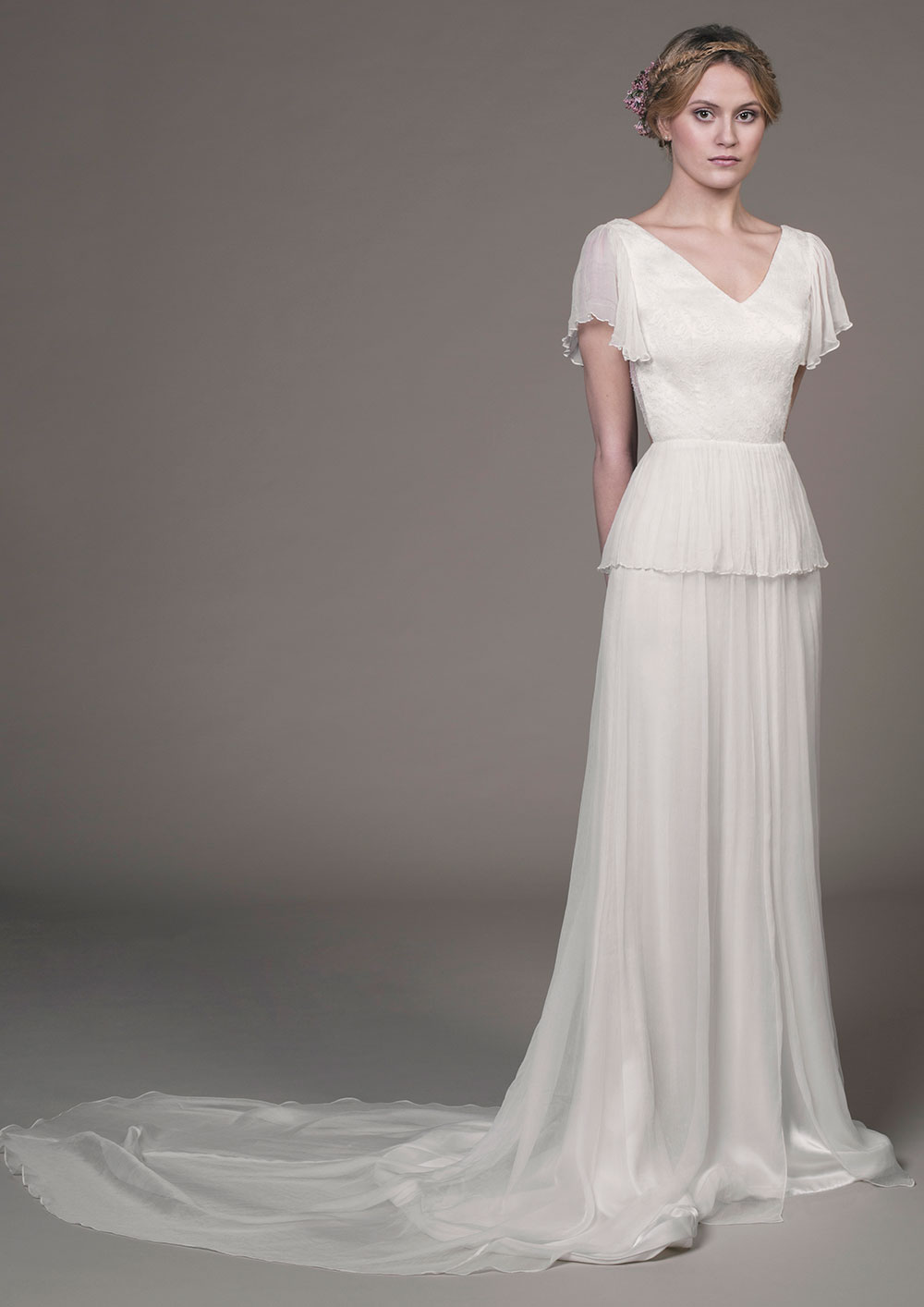Aurelia Wedding gown