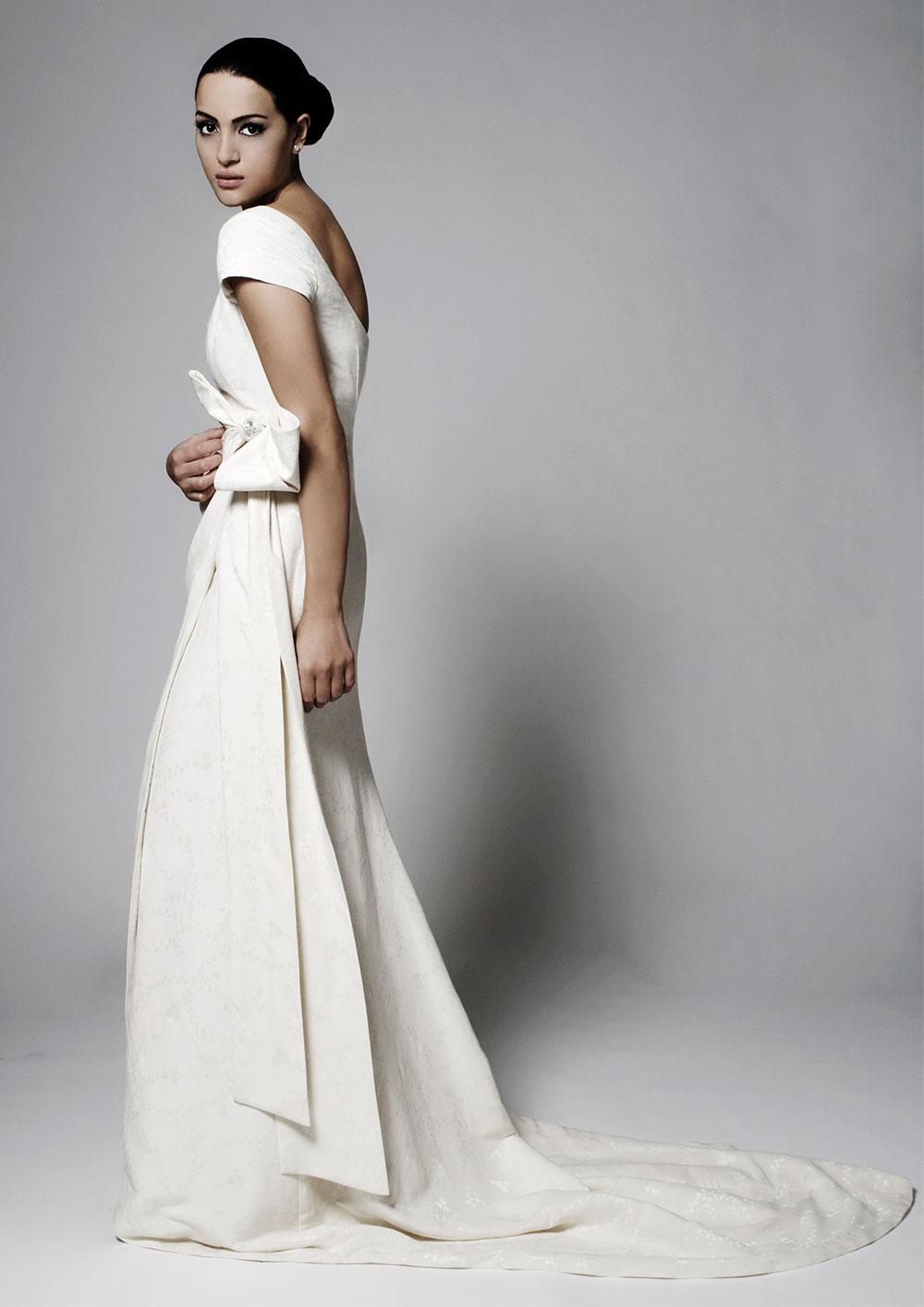 Allegra Wedding gown