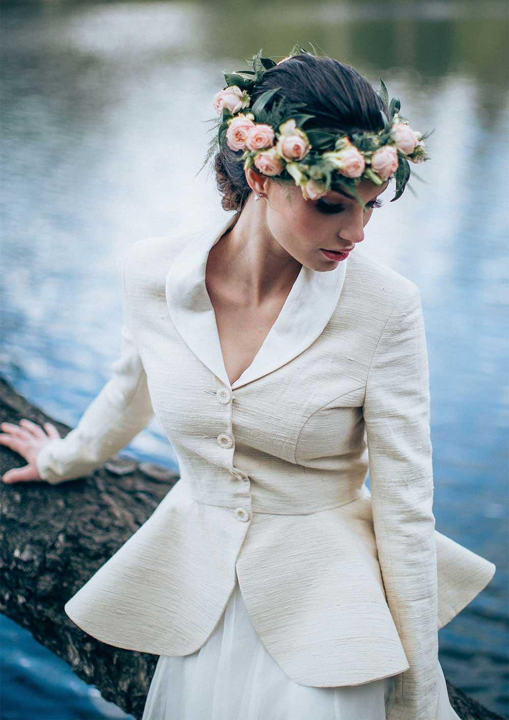 Edelweiss Bridal Jacket