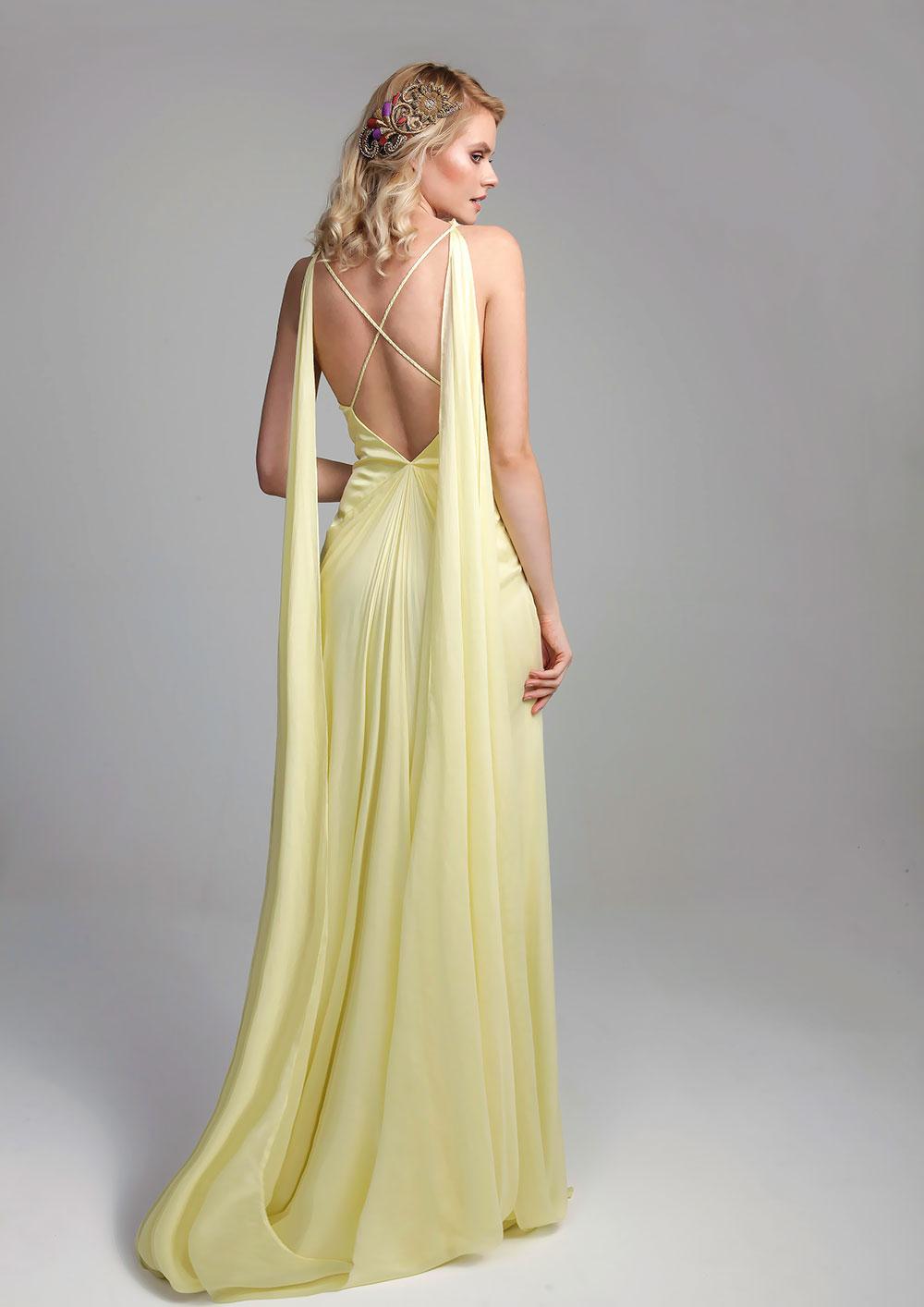 Dorothy Milk gown