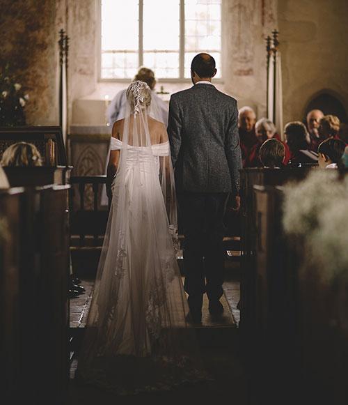 Freya rose real wedding 1jpg