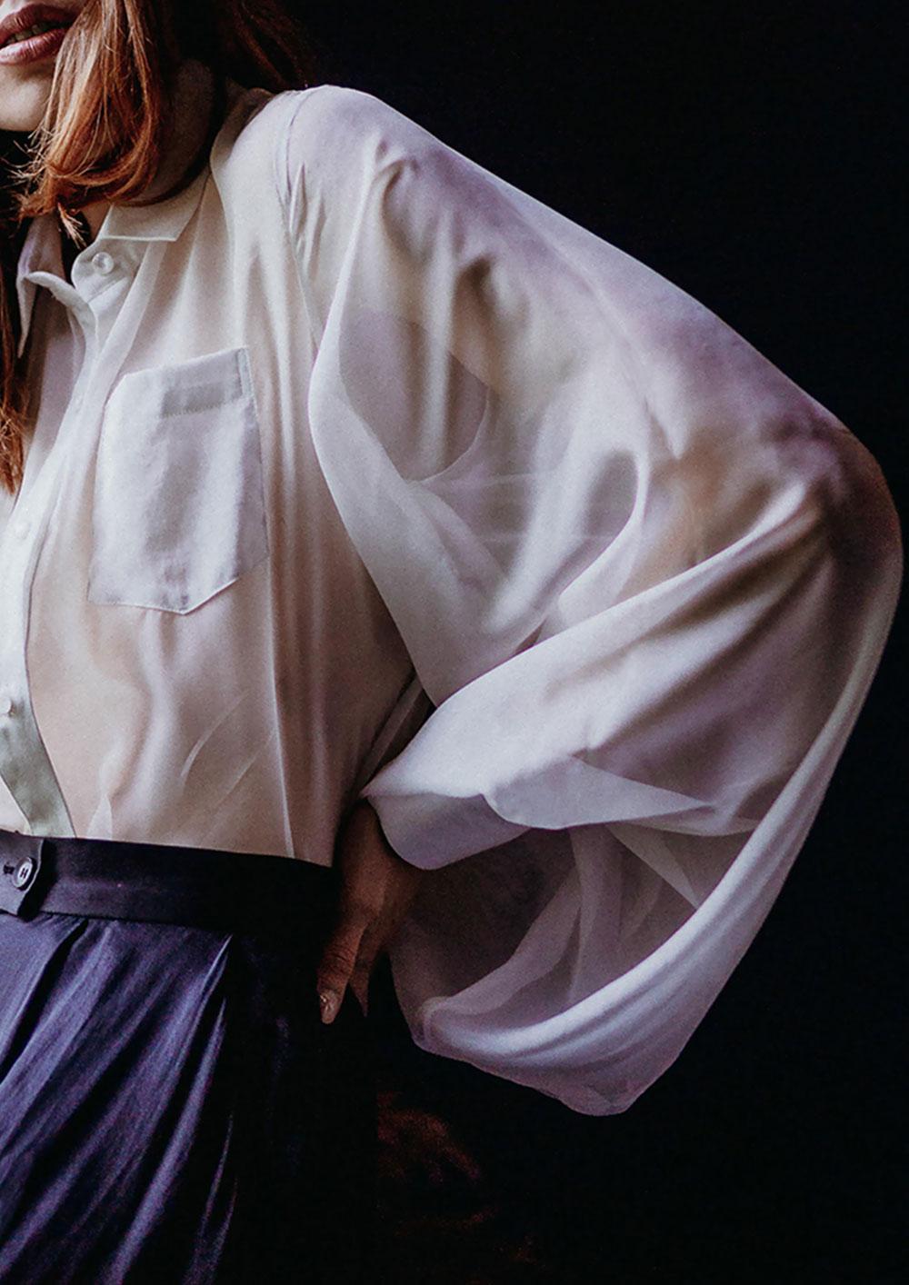 Gamya Blouse Shirt
