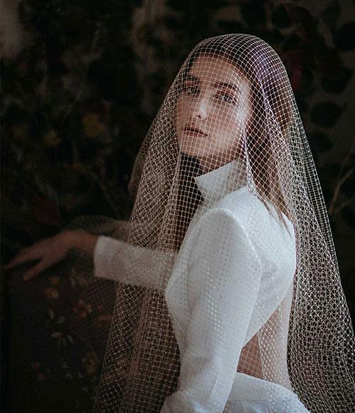 luxury wedding dress designer - Sanyukta Shrestha