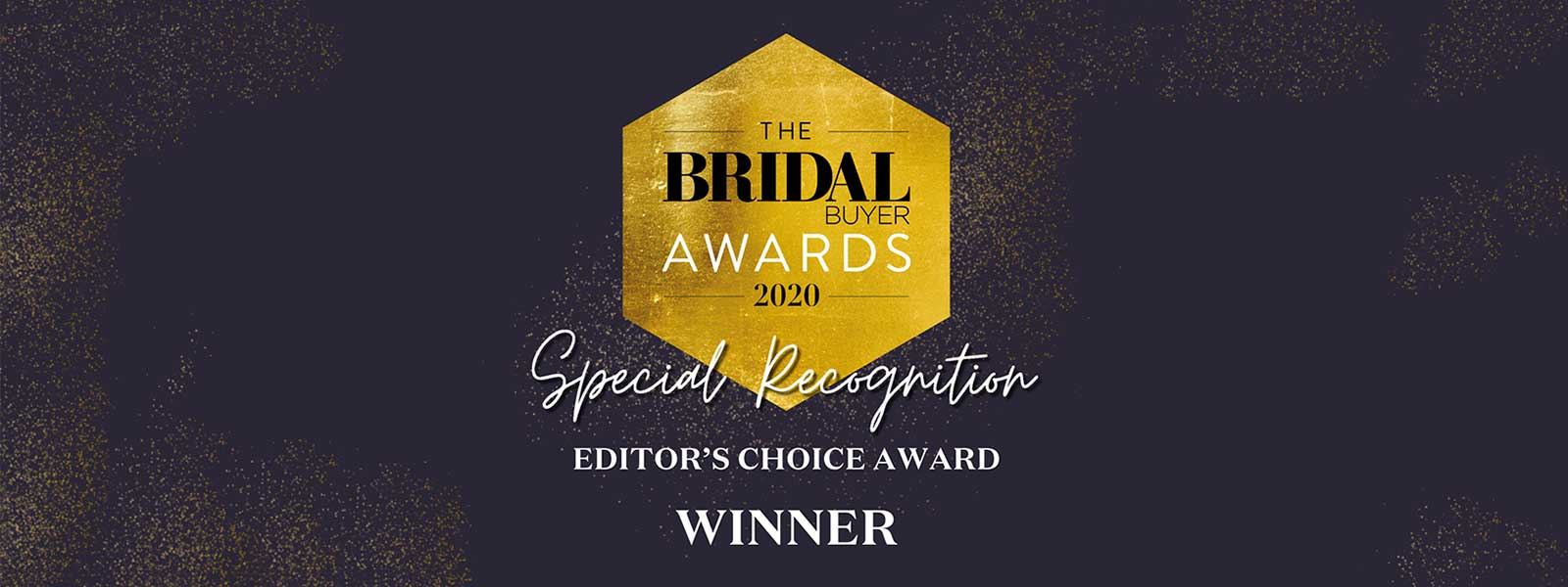 Sanyukta Shrestha Wins BRIDAL BUYER 'EDITOR'S CHOICE AWARD 2020'