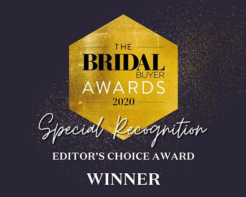Sanyukta Shrestha Wins BRIDAL BUYER 'EDITOR'S CHOICE AWARD 2020'