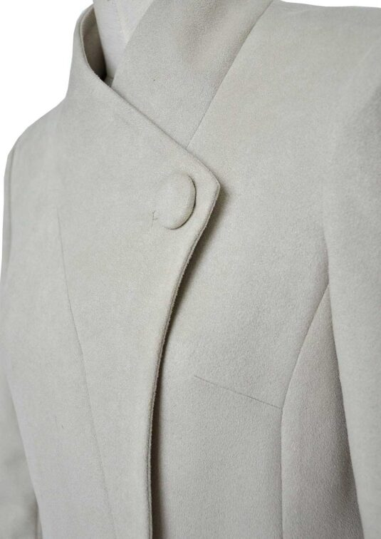 Mavery Belted double-breasted coat