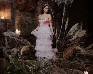 GIVE AWAY – Win your £1000 on Sanyukta Shrestha Wedding Dress